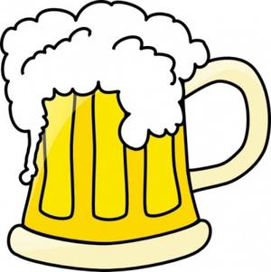 とりあえずビール!